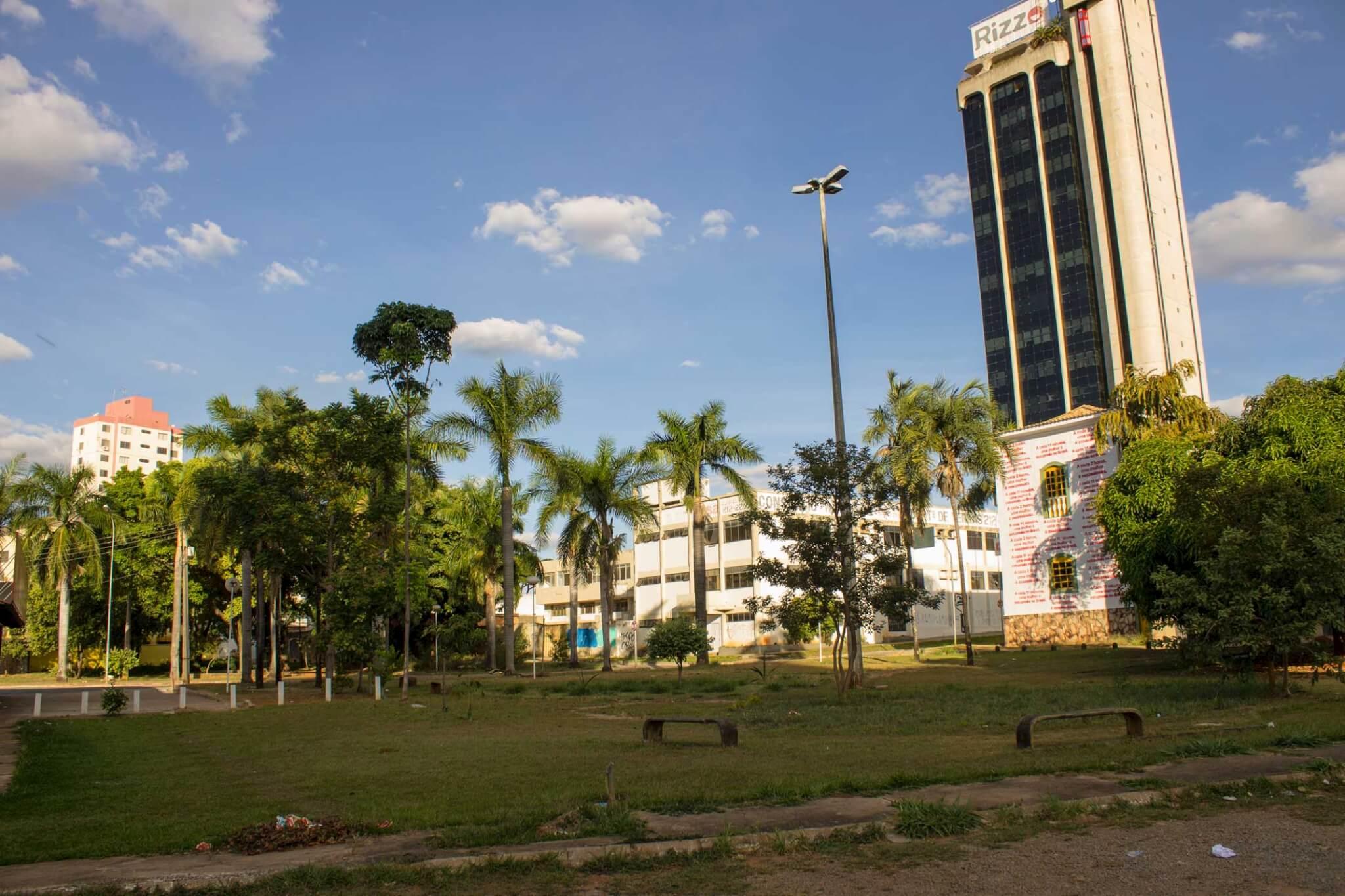 Praça Cora Coralina - Projeto Casa Fora de Casa Setor Sul