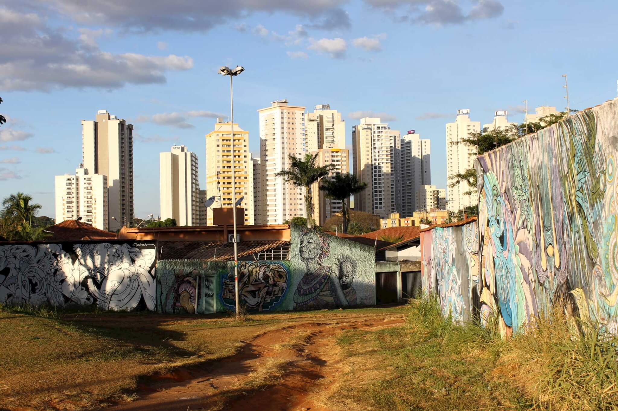 Bacião - Projeto Casa Fora de Casa Setor Sul