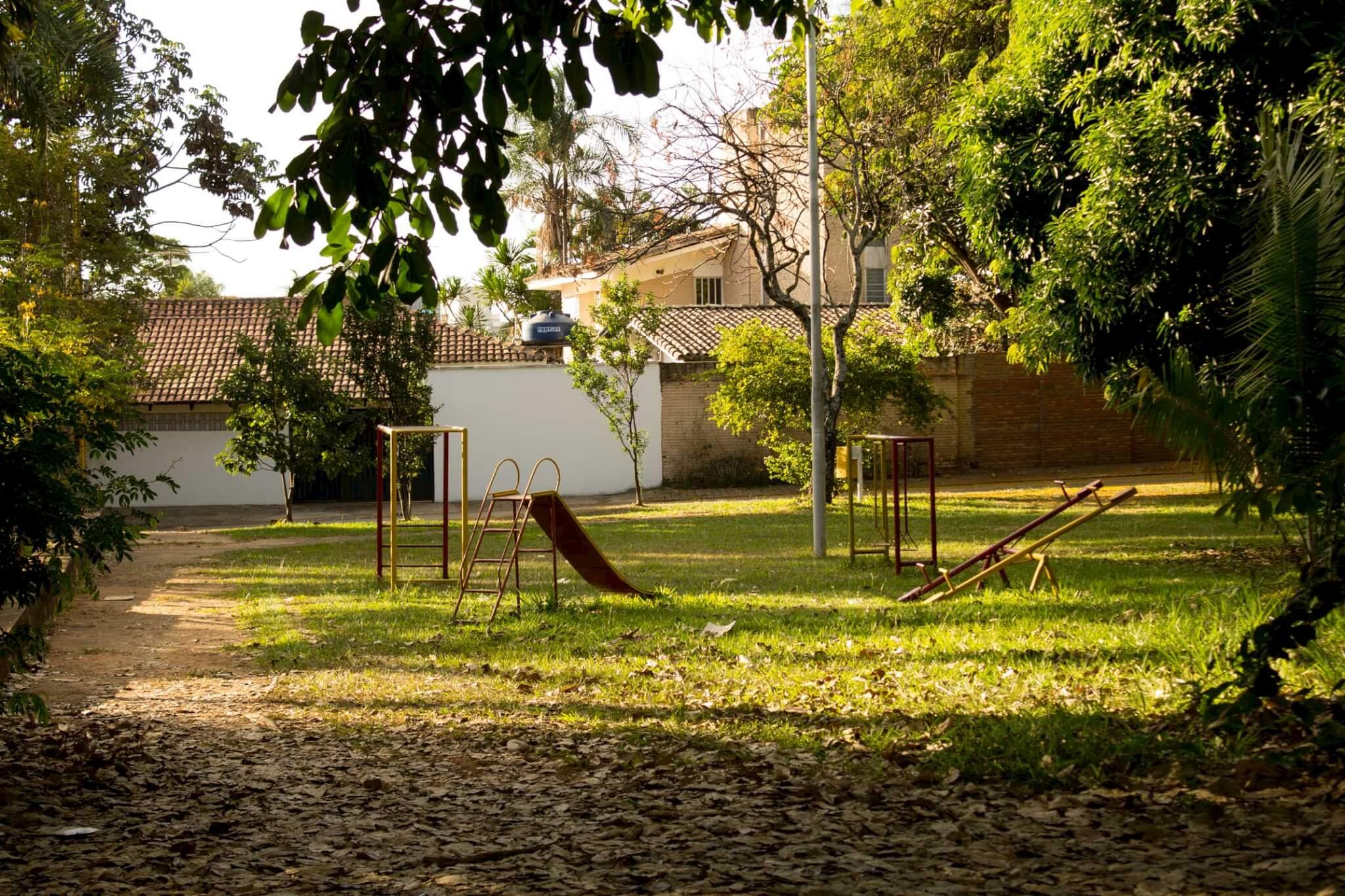 Praça Fleury Curado - Projeto Casa Fora de Casa Setor Sul